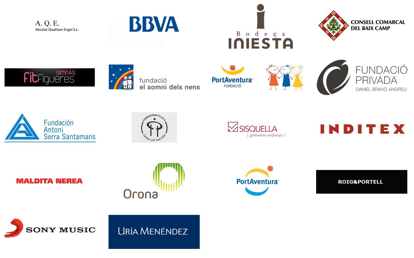 colaboradors coravant 2014-2015