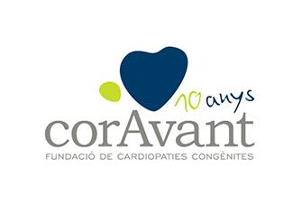 Logo CorAvant 10 anys